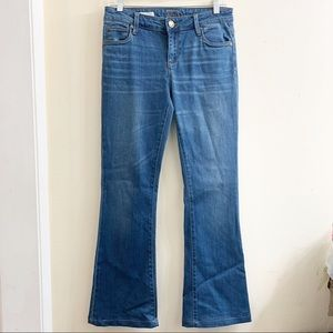 Kut from the kloth Chrissy flare jeans size 4